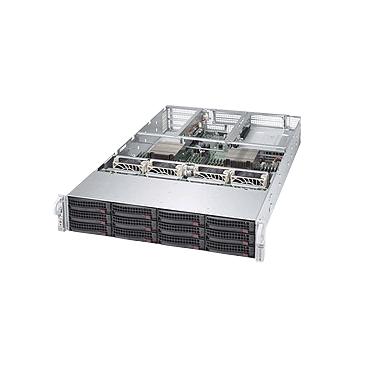 Supermicro UltraServers SYS-6028U-TR4+,SYS-6028U-TR4T+,SYS-6028U-TRT+,SYS-6028U-TRTP+