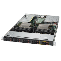 Supermicro UltraServer SYS-1028UX-LL2-B8