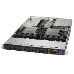 Supermicro UltraServer SYS-1028UX-LL3-B8
