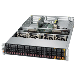 Supermicro UltraServer SYS-2028U-E1CNR4T+