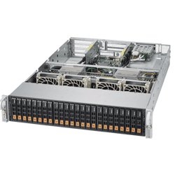 Supermicro UltraServer SYS-2028U-TN24R4T+
