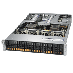 Supermicro Ultra Servers SYS-2029UZ-TN20R25M