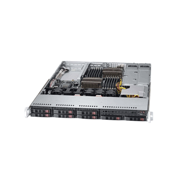 Supermicro WIO SuperServers SYS-6017B-URF