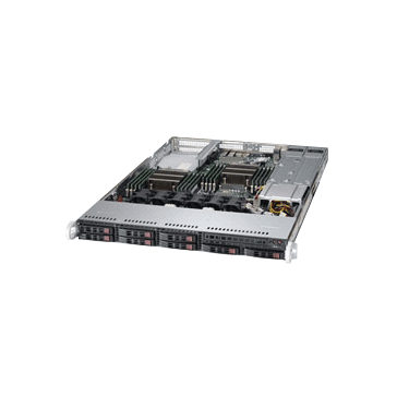 Supermicro WIO SuperServers SYS-1027R-72RFTP