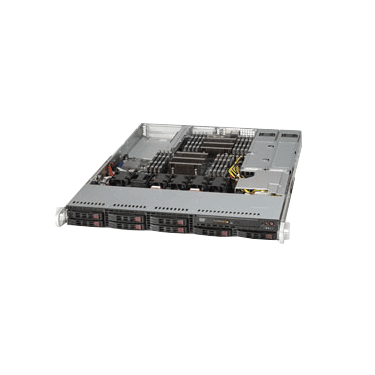 Supermicro WIO SuperServers SYS-1027R-WRF