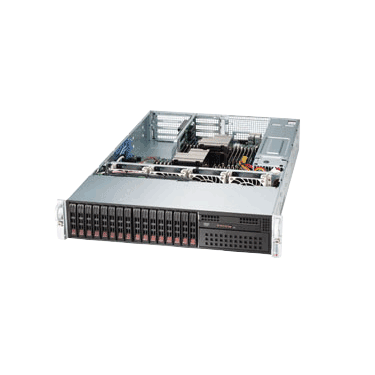 Supermicro WIO SuperServers SYS-2027R-72RFTP+
