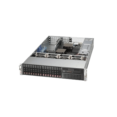 Supermicro WIO SuperServers SYS-2027R-N3RF4+