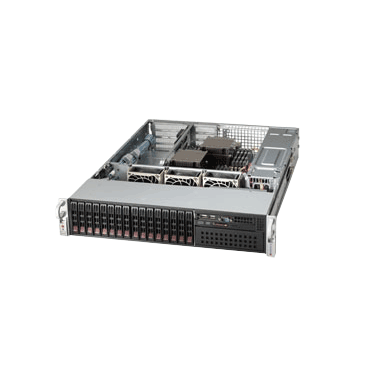Supermicro WIO SuperServers SYS-2027R-WRF