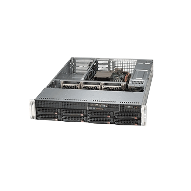 Supermicro WIO SuperServers SYS-5027R-WRF