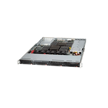 Supermicro WIO SuperServers SYS-6017R-N3RF4+