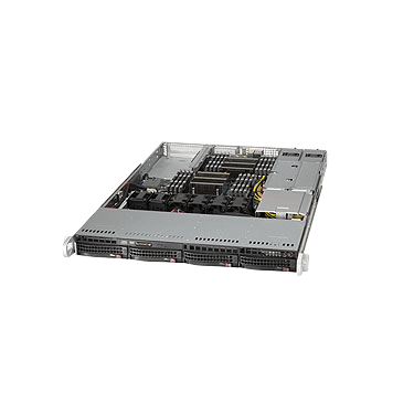 Supermicro WIO SuperServers SYS-6017R-WRF