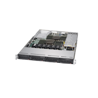 Supermicro WIO SuperServers SYS-6017R-WTRFTP+