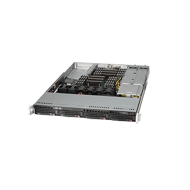 Supermicro WIO SuperServers SYS-6018R-WTR