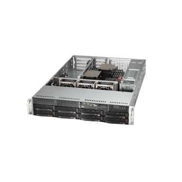 Supermicro WIO SuperServers SYS-6027B-URF