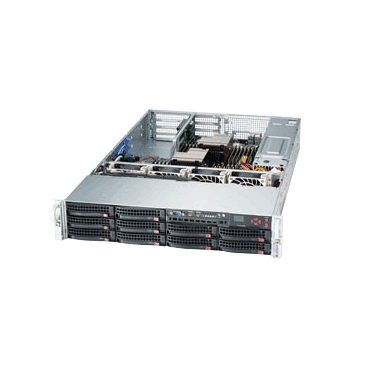 Supermicro WIO SuperServers SYS-6027R-72RFTP+