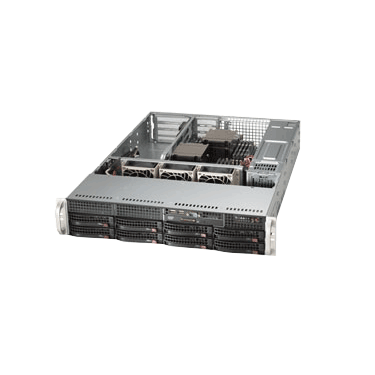 Supermicro WIO SuperServers SYS-6027R-N3RF