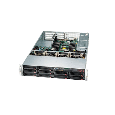 Supermicro WIO SuperServers SYS-6027R-N3RF4+ and SYS-6027R-N3RFT+