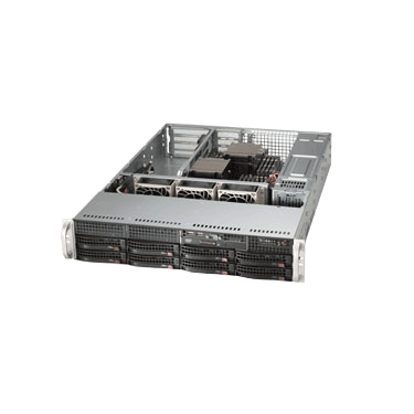 Supermicro WIO SuperServers SYS-6027R-WRF