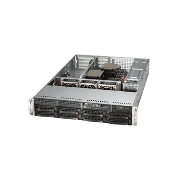 Supermicro WIO SuperServers SYS-6028R-WTR and SYS-6028R-WTRT
