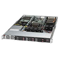 Supermicro Xeon Phi Server Solution SYS-1017GR-TF