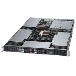 Supermicro Xeon Phi Server Solution SYS-1027GR-TRFT+