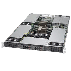 Supermicro Xeon Phi Server Solution SYS-1028GR-TR
