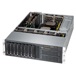 Supermicro Xeon Phi Server Solution SYS-6037R-72RFT+