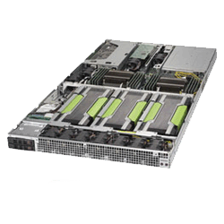 Supermicro 4X 6X Xeon Phi Server Solution SYS-1028GQ-TR