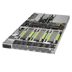Supermicro 4X 6X Xeon Phi Server Solution SYS-1028GQ-TR