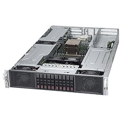 Supermicro 4X 6X Xeon Phi Server Solution SYS-2028GR-TR