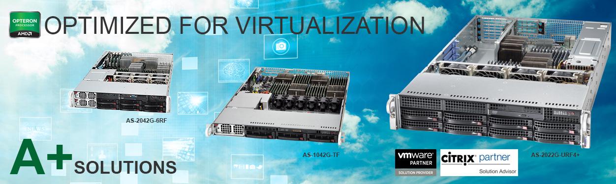 Supermicro A+ AMD Opteron Server Solution