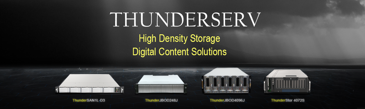 Will Jaya Echostream Thunderstorage Solution