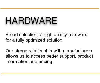 Server Hardwares