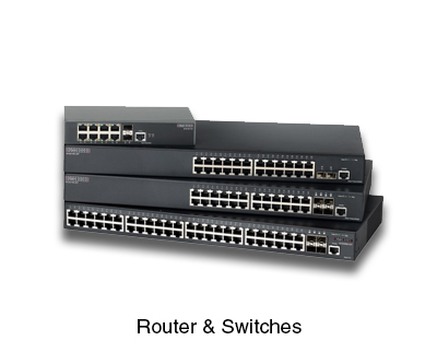 Server Router Switches