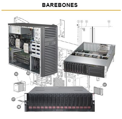 Supermicro Barebone Server2
