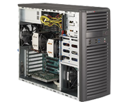 Supermicro Workstation 7037A-i