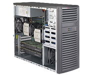 Supermicro Workstation 7038A-i