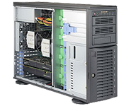 Supermicro Workstation 7048A-T