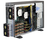Supermicro Workstation 7048GR-TR