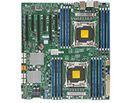 Supermicro Workstation Motherboard X10DAC