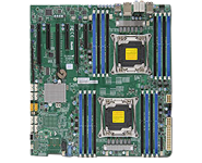 Supermicro Workstation Motherboard X10DAX