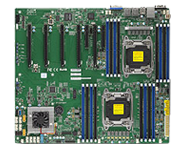 Supermicro Workstation Motherboard X10DRG-Q
