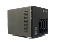 Will Jaya 4-Bay NAS Hybrid Storage