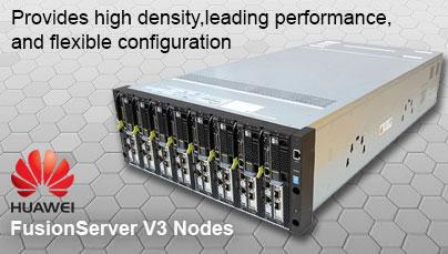 Huawei Fusion Server Nodes