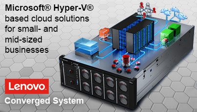 Lenovo Converged System Solutions