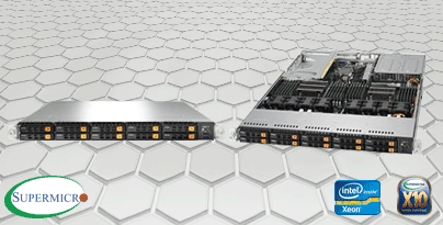 Supermicro UltraServers