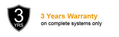 Will Jaya 3 Years Warranty Guarantee