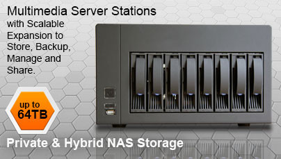 NAS Hybrid Storage
